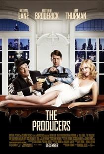 Os Produtores - Poster / Capa / Cartaz - Oficial 2