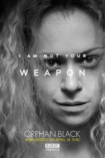 Orphan Black (3ª Temporada) - Poster / Capa / Cartaz - Oficial 2