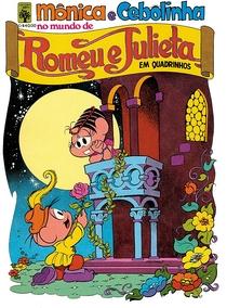 Monica e Cebolinha no Mundo de Romeu e Julieta - Poster / Capa / Cartaz - Oficial 2