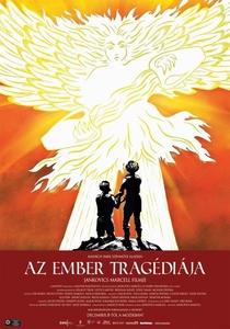 A tragédia do homem - Poster / Capa / Cartaz - Oficial 1