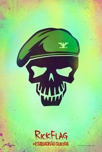 Esquadrão Suicida - Poster / Capa / Cartaz - Oficial 22