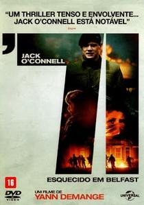 71: Esquecido em Belfast - Poster / Capa / Cartaz - Oficial 4