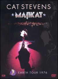 Cat Stevens Majikat - Poster / Capa / Cartaz - Oficial 1