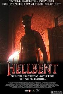 HellBent - Poster / Capa / Cartaz - Oficial 2
