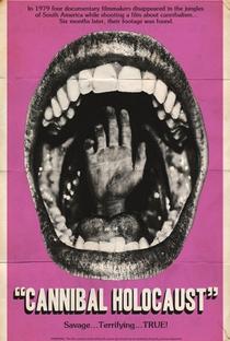 Holocausto Canibal - Poster / Capa / Cartaz - Oficial 5