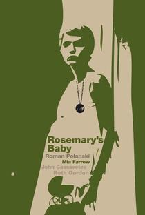 O Bebê de Rosemary - Poster / Capa / Cartaz - Oficial 22