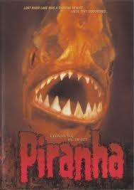 Piranha - Poster / Capa / Cartaz - Oficial 2