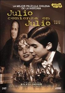 Júlio começa em Julho - Poster / Capa / Cartaz - Oficial 1