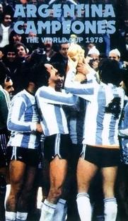 Copa do Mundo Fifa Argentina 1978 - Poster / Capa / Cartaz - Oficial 1