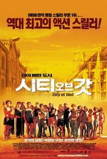Cidade de Deus - Poster / Capa / Cartaz - Oficial 6