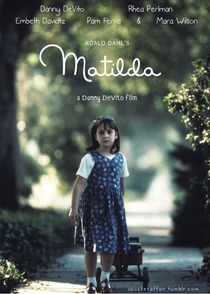 Matilda - Poster / Capa / Cartaz - Oficial 4