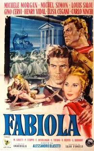 Fabíola - Poster / Capa / Cartaz - Oficial 5