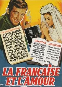A Francesa e o Amor - Poster / Capa / Cartaz - Oficial 2