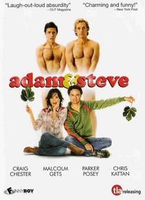Adam e Steve - Poster / Capa / Cartaz - Oficial 2