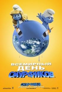 Os Smurfs - Poster / Capa / Cartaz - Oficial 8