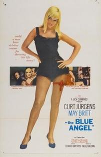 O Anjo Azul - Poster / Capa / Cartaz - Oficial 1