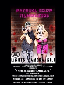 Natural Born Filmmakers - Poster / Capa / Cartaz - Oficial 1