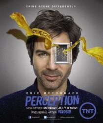 Perception  (1ª Temporada) - Poster / Capa / Cartaz - Oficial 1
