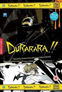Durarara!! - Poster / Capa / Cartaz - Oficial 7