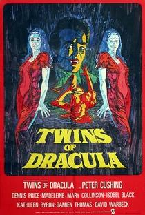 As Filhas de Drácula - Poster / Capa / Cartaz - Oficial 2