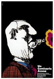 Un comisar acuzã - Poster / Capa / Cartaz - Oficial 1