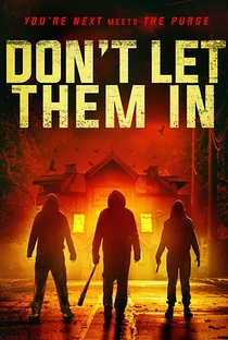 Don't Let Them In - Poster / Capa / Cartaz - Oficial 2