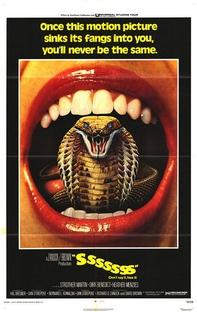 O Homem Cobra - Poster / Capa / Cartaz - Oficial 1