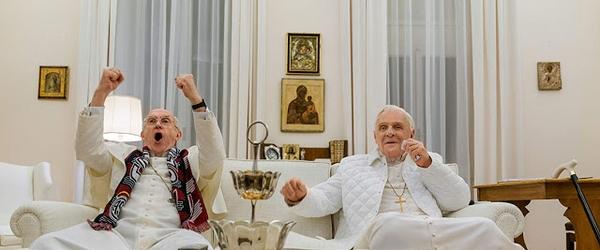 A humanização do papado em Dois Papas