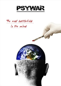 PsyWar - The Real Battlefield is the Mind  - Poster / Capa / Cartaz - Oficial 1