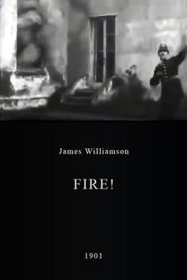 Fire! - Poster / Capa / Cartaz - Oficial 1