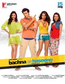 Bachna Ae Haseeno - Poster / Capa / Cartaz - Oficial 1
