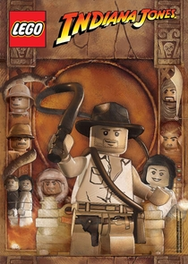 Lego Indiana Jones And The Raiders Of The Lost Brick - Poster / Capa / Cartaz - Oficial 1