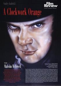 Laranja Mecânica - Poster / Capa / Cartaz - Oficial 11