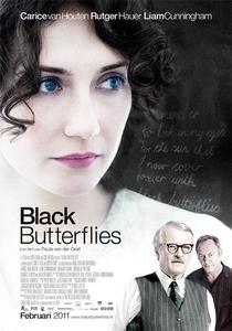 Borboletas Negras - Poster / Capa / Cartaz - Oficial 1