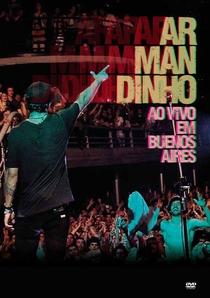 Armandinho ao vivo em Buenos Aires - Poster / Capa / Cartaz - Oficial 1
