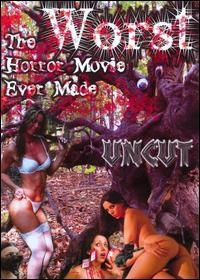 The Worst Horror Movie Ever Made: The Re-Make - Poster / Capa / Cartaz - Oficial 1