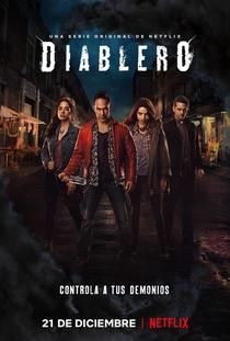Diablero (1ª Temporada) - Poster / Capa / Cartaz - Oficial 2
