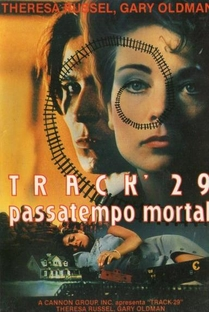 Track 29 - Passatempo Mortal - Poster / Capa / Cartaz - Oficial 2