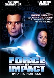 Força de Impacto - Poster / Capa / Cartaz - Oficial 1