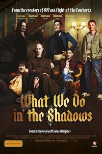 O Que Fazemos Nas Sombras - Poster / Capa / Cartaz - Oficial 9