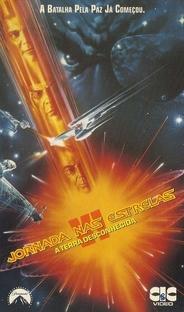 Jornada nas Estrelas VI: A Terra Desconhecida - Poster / Capa / Cartaz - Oficial 2