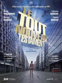 O Novíssimo Testamento - Poster / Capa / Cartaz - Oficial 1