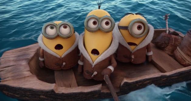 "Minions: sai o 1º trailer do spin off de ""Meu Malvado Favorito"""
