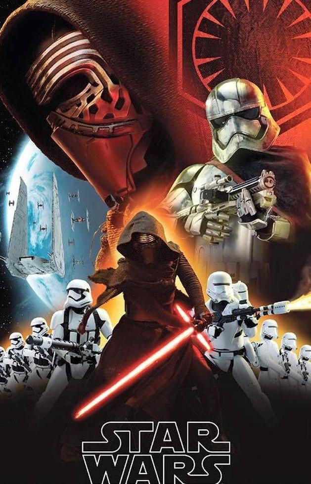 """Novos pôsteres de """"Star Wars: O Despertar da Força"""""""