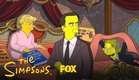 125 Days: Donald Trump Makes One Last Try To Patch Things Up With Comey | Season 28 | THE SIMPSONS