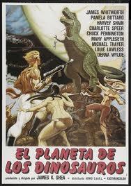 O Planeta dos Dinossauros - Poster / Capa / Cartaz - Oficial 2