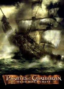 Piratas do Caribe: O Baú da Morte - Poster / Capa / Cartaz - Oficial 2