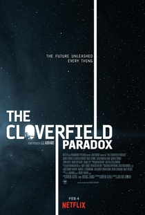 The Cloverfield Paradox - Poster / Capa / Cartaz - Oficial 1