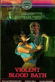 Violent Blood Bath - Poster / Capa / Cartaz - Oficial 1