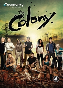 The Colony - Poster / Capa / Cartaz - Oficial 1